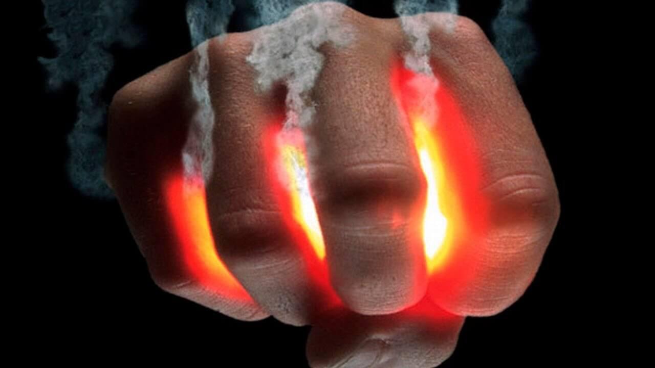 Как узнать, по какой причине горят обе руки