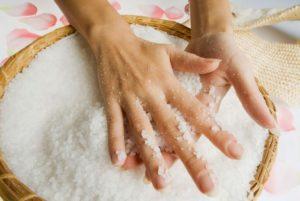 Использование соли в ритуалах