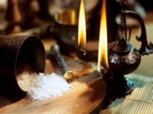 Ритуал очищения энергетики жилища