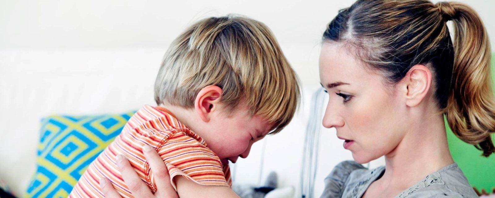 Что делать, если ребенка сглазили