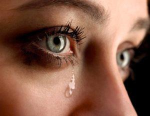 Что означает, если в глазах появились слезы