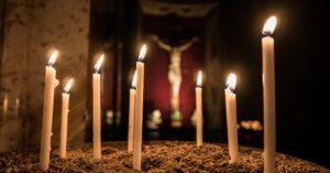 Вид и цвет свечи для ритуала