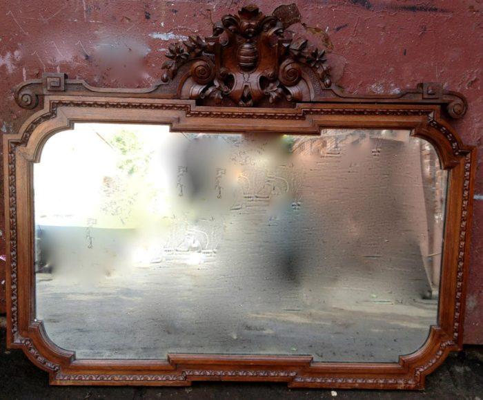 Избавиться от старого зеркала