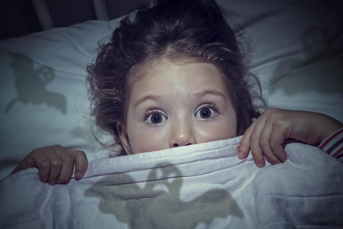 Как снять испуг у ребенка