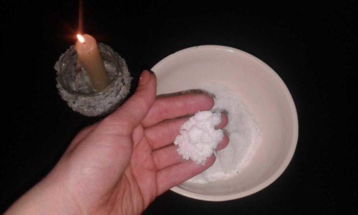 Заговоры с применением соли