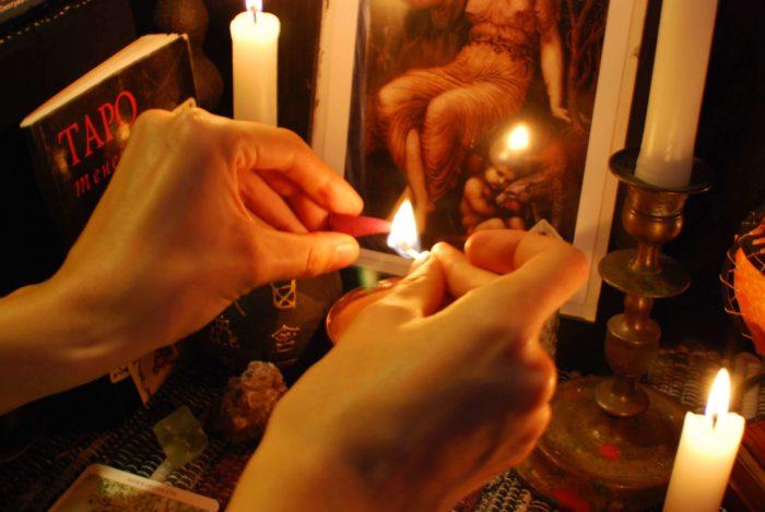 Старинный ритуал