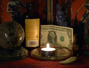 Заговор на деньги и финансовый успех