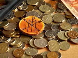 Сильные денежные ритуалы на мелочь