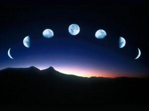 Заговоры с учетом фазы Луны