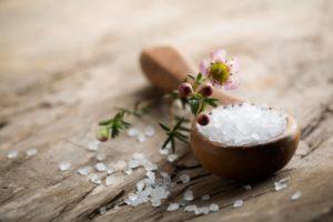 Ритуал с применением соли