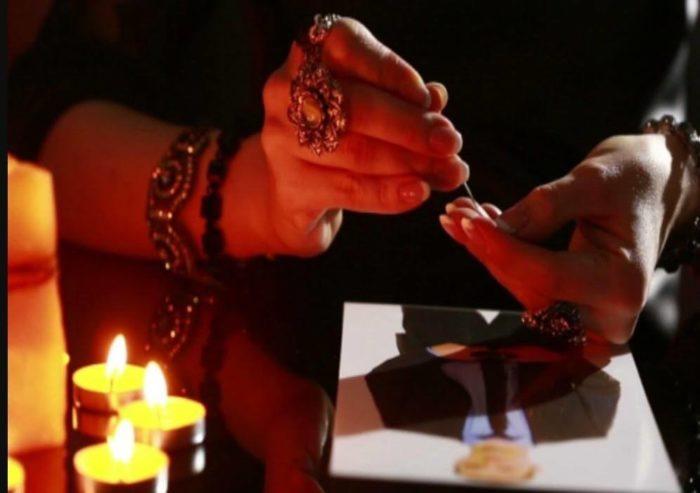 Ритуал с фотографией