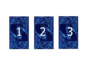 Расклад на три карты Таро