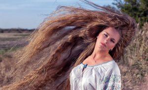 Приметы, связанные с волосами беременной