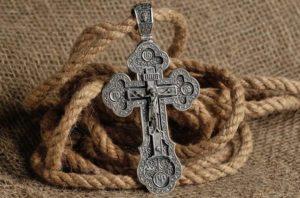 Материал изготовления крестика