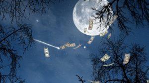 С учетом фазы Луны
