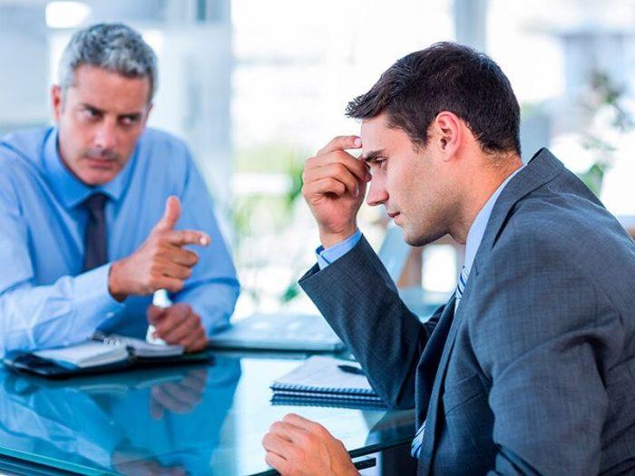 Разлад с партнером по бизнесу