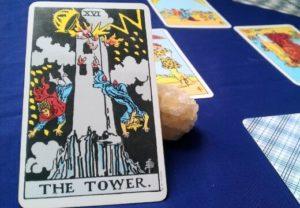 Сочетание Башни с другими картами