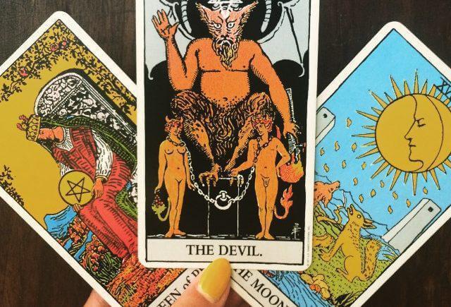 Карта Дьявол значение