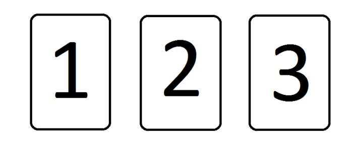 Три карты дня
