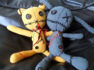 Кукла вуду значение