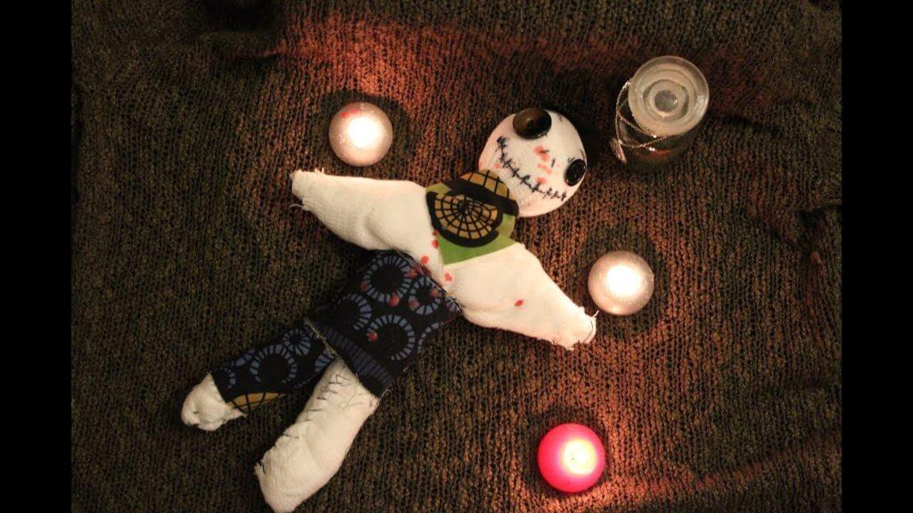 Кукла вуду: внешний вид