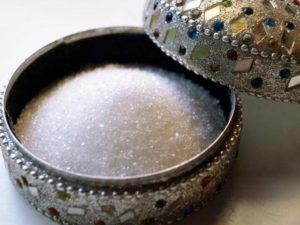 Приворот на сахар