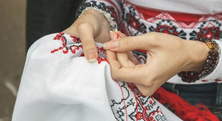 Рушник с изображением Чуры
