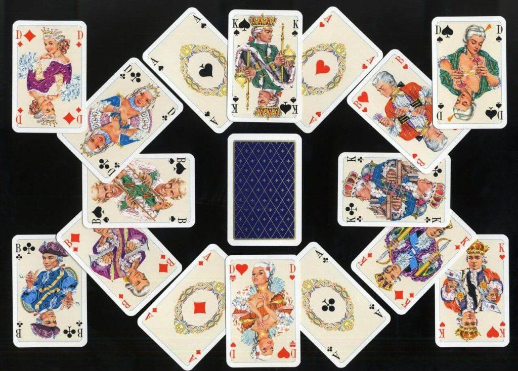 Техники гадания на 36 игральных картах