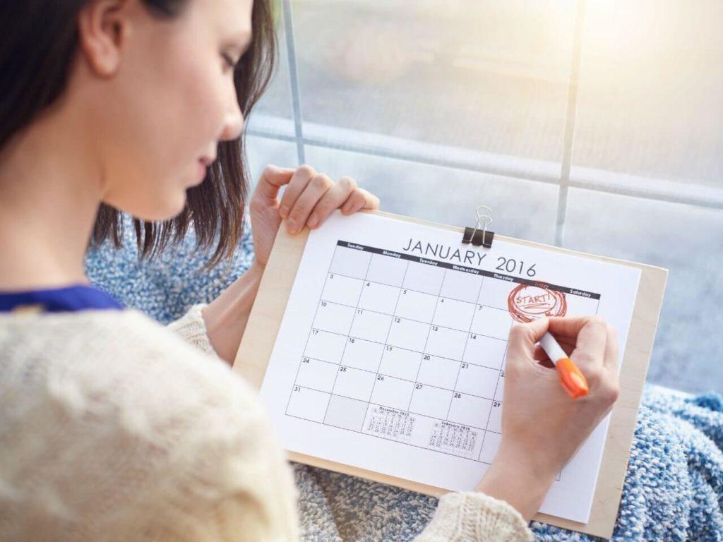 Методы гадания по месячным по календарю