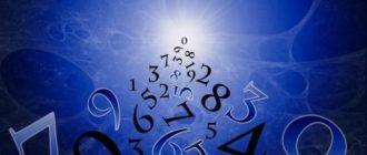 Гадание «Сотня» на цифрах