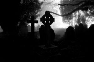 От могильного обряда на смерть