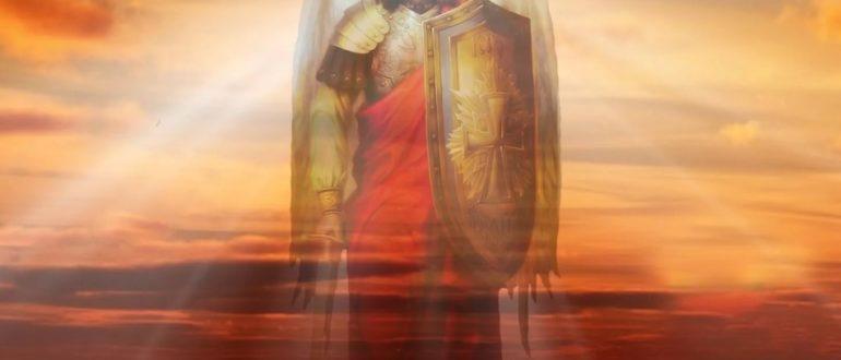Сильнейшая молитва архангелу Михаилу