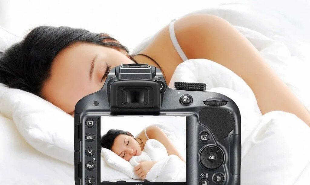 Почему нельзя фотографировать спящих людей