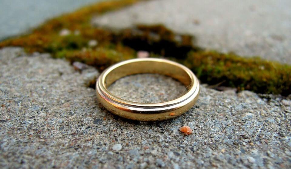 Что значит потерять обручальное кольцо