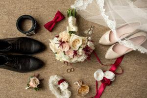 Суеверия для невесты и жениха