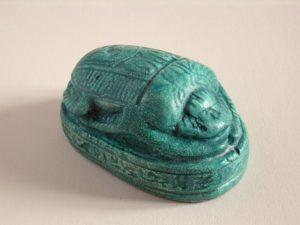 Скарабей в древнем Египте