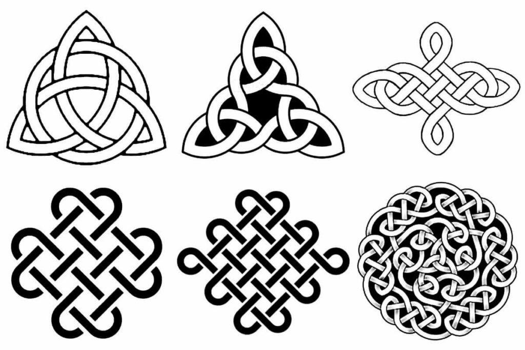 Характеристика скандинавских символов