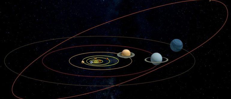 Загадочная девятая планета