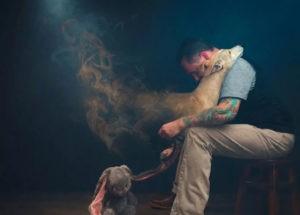 Хозяин вспоминает свою собаку