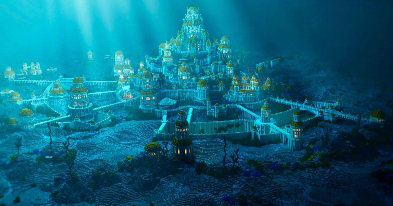 Где находится Атлантида