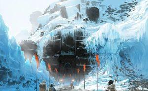 Атлантида под толщей льда
