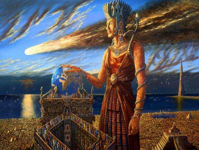 Древние атланты