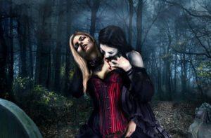 Причины вампиризма