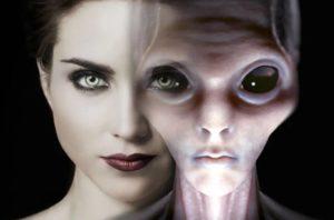 Отличие пришельца от землянина
