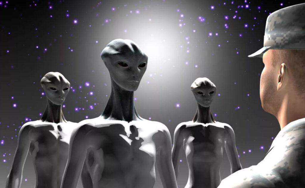 Инопланетяне-гиганты