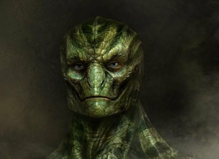 Инопланетяне-рептилоиды