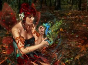 Волшебная сила фей