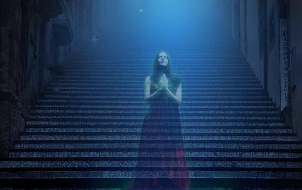 Призрак женщины
