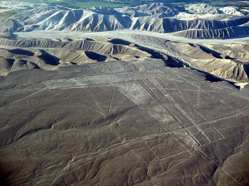 Тайны пустыни Наска