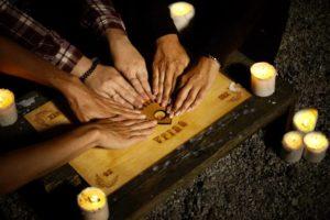 Спиритическая доска ритуал
